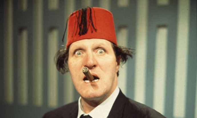 Tommy Cooper