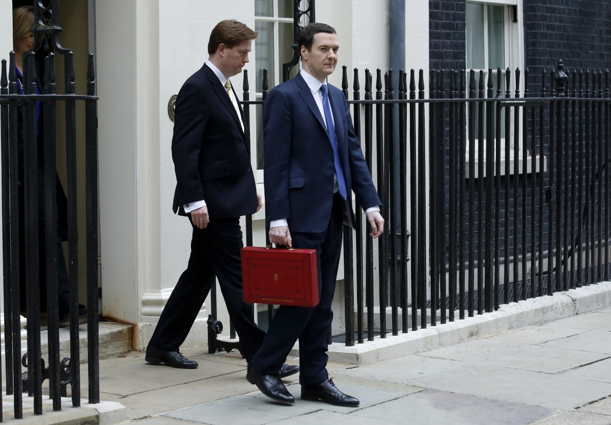 Budget 2014: Osborne Doubles Business Investment Tax Allowance to £500,000