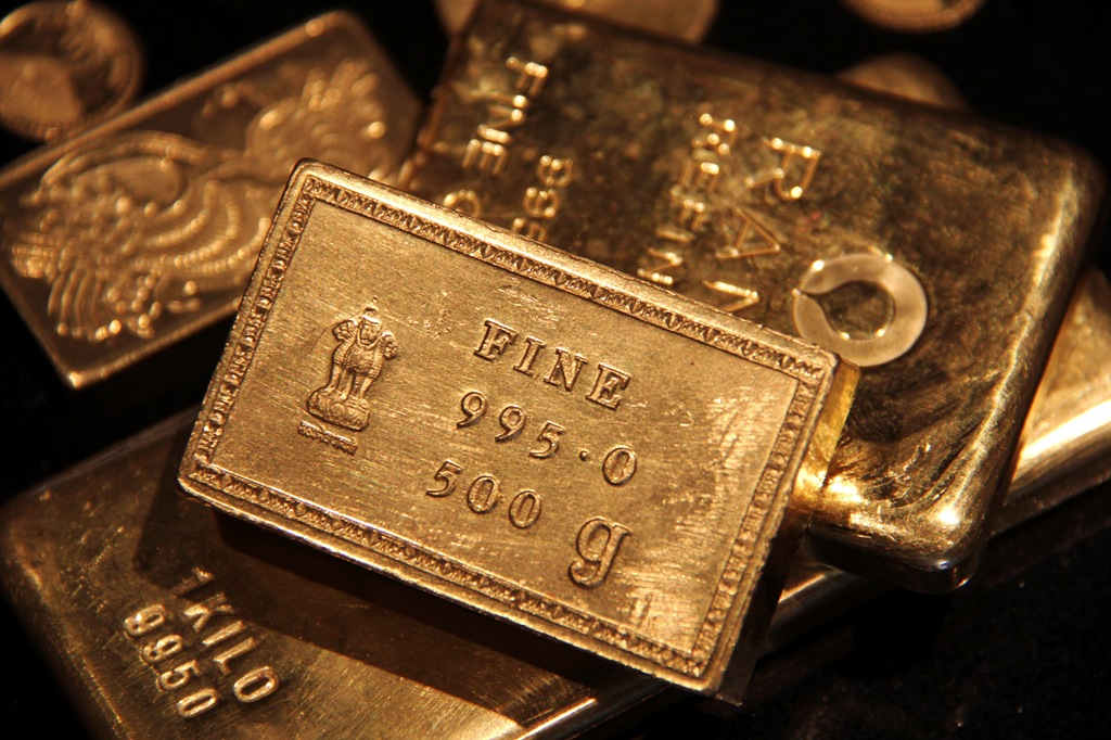 India's Central Bank Allows Five Private Banks to Import Gold