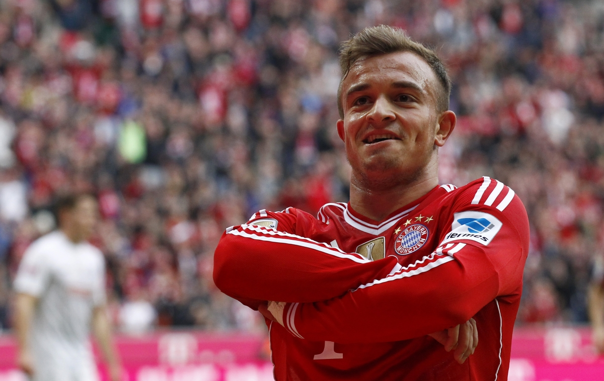 Xherdan Shaqiri To Leave Bayern Munich Amid Liverpool And