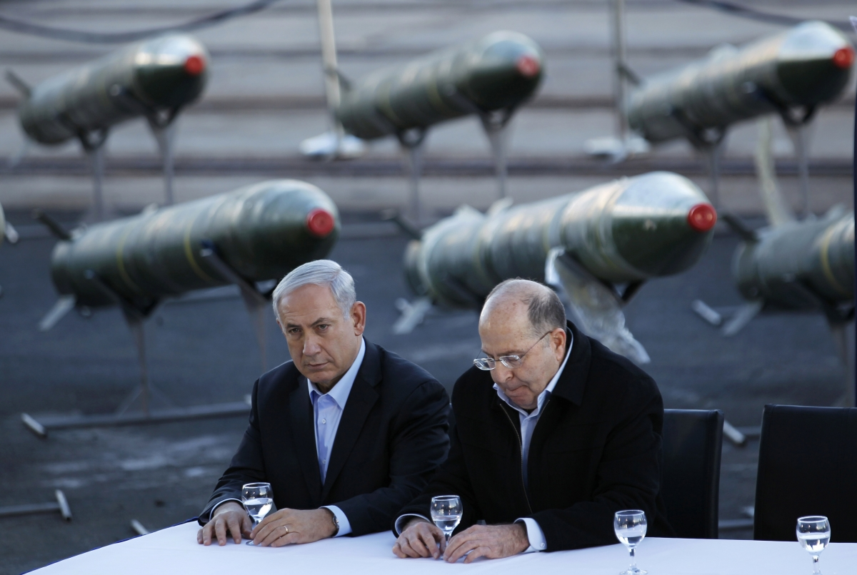 Israel Iran Defence Budget Strike Middle East