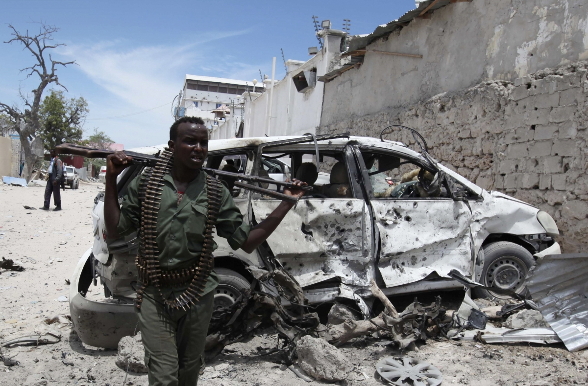 Al-Shabaab: 'Norwegian 60-Year-old Suicide Bomber' Attacked Somali Hotel