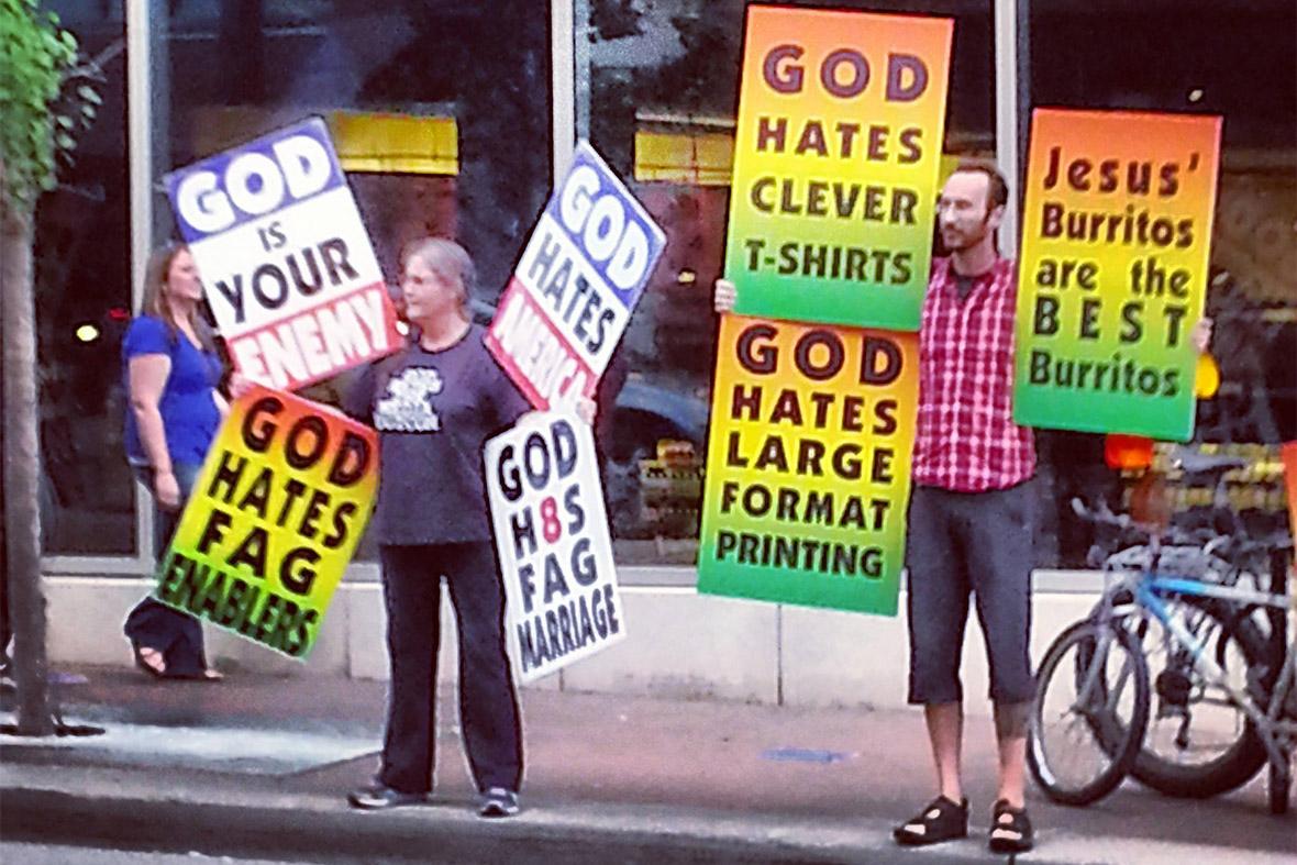 god hates large