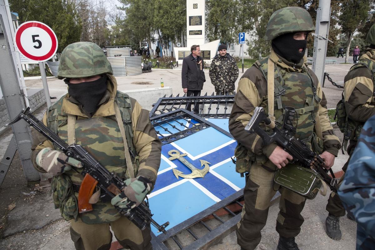 Crimea Ukraine Issues Ultimatum for Navy Chief Release