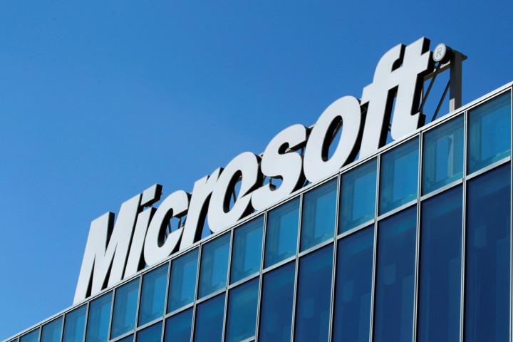 Microsoft Logo Romania