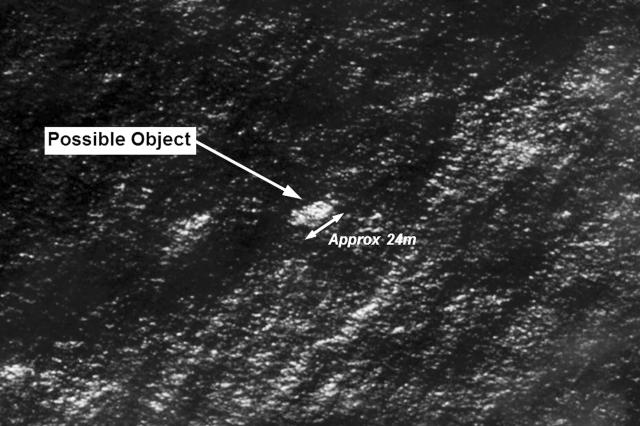 Australia Reports Possible Debris from Flight MH370