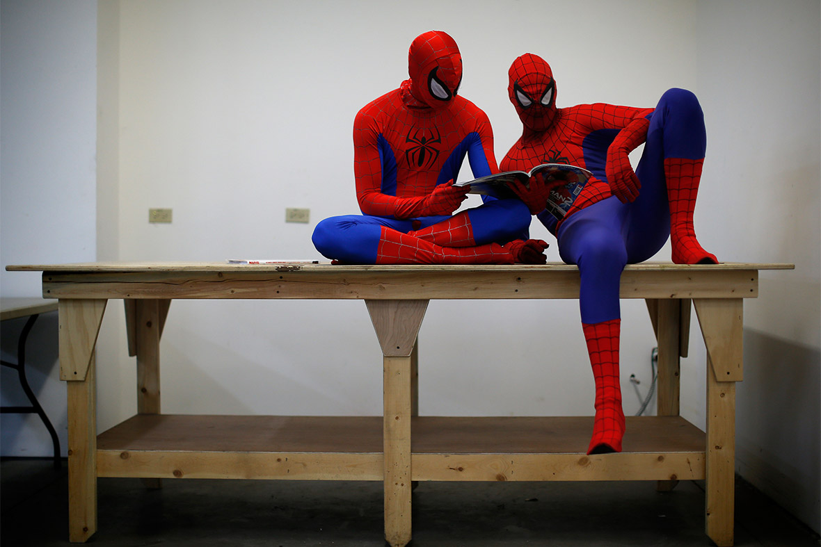 Spider-Man autions