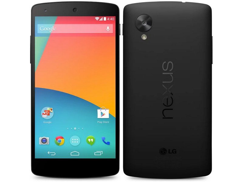 New Android KitKat Update Build KTU65 Spotted on Nexus 5