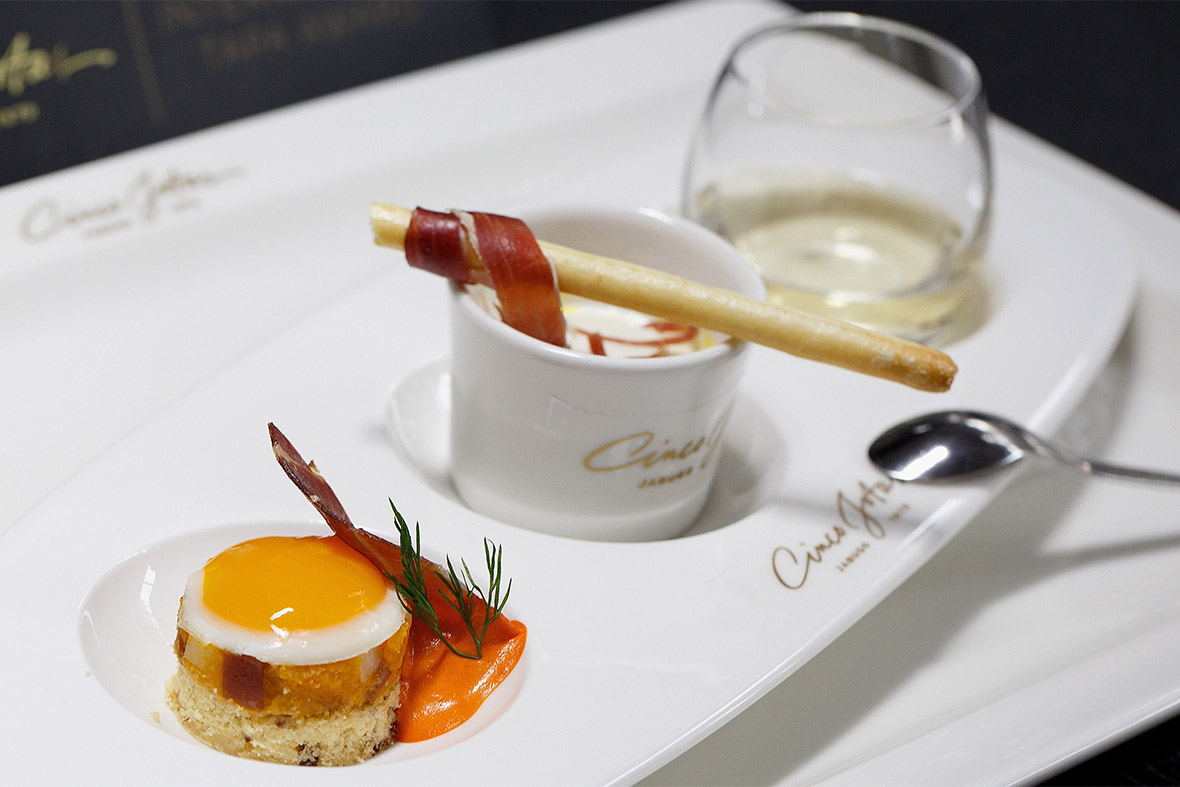 mouthwatering dishes created at the international tapas awards - Ecole De Cuisine Marseille