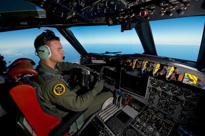 Australian pilot