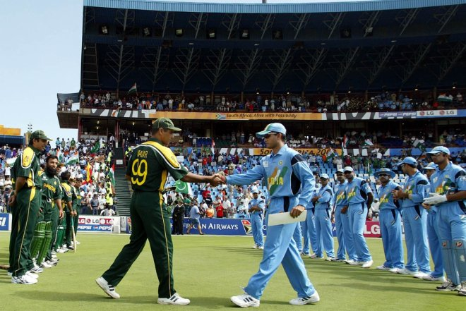 India v Pakistan, 2003 Cricket World Cup