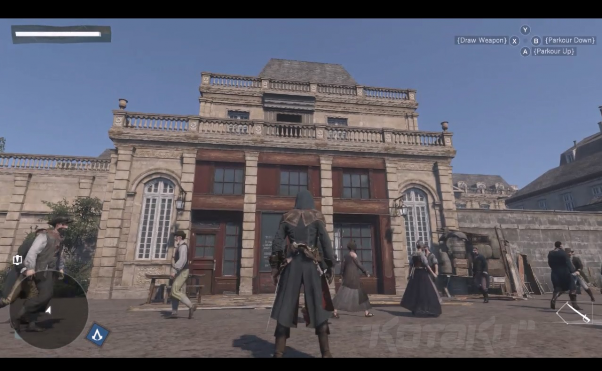Assassin's Creed Next Game 2014 Paris
