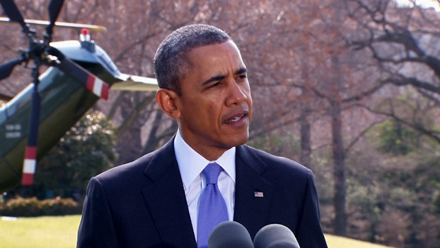 Obama Announces Expanded Sanctions on Russians
