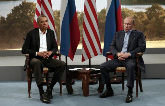 Russian Stocks Tank on US Sanctions Following Crimea Referendum