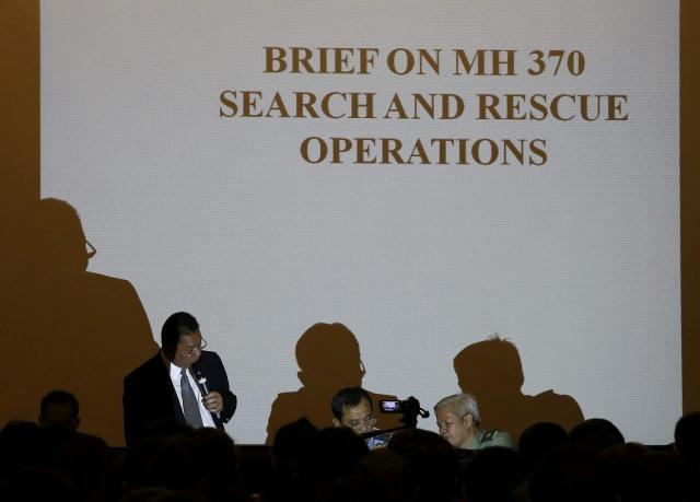 Malaysia: No Confirmation of Suspected Jet Debris