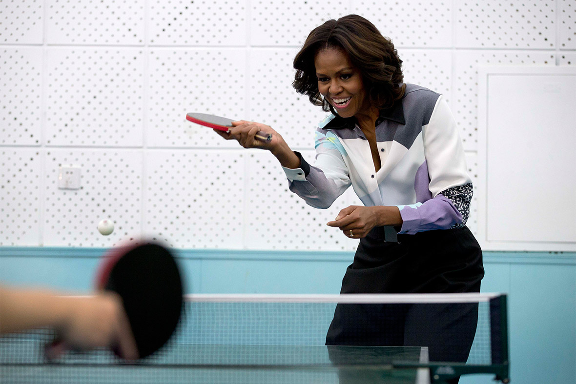 obama teable tennis