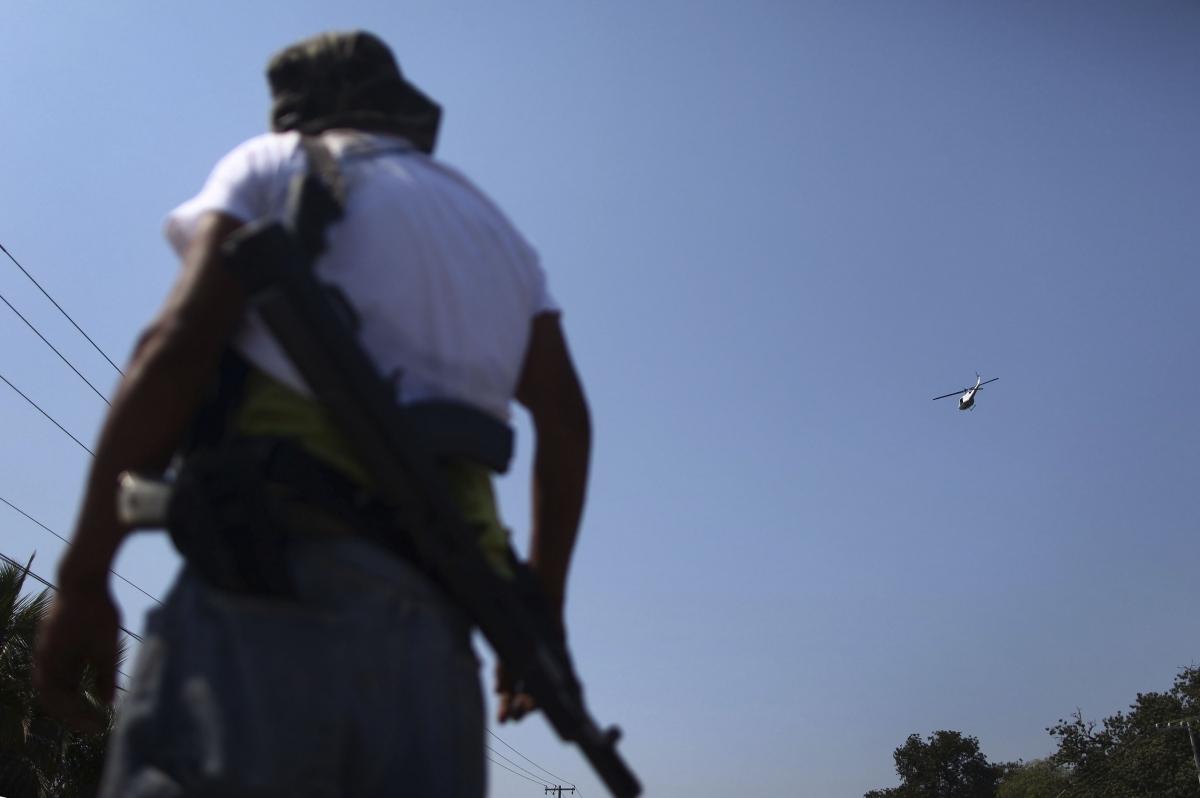 Mexican Knights Templar Drug Cartel cannibalism Organ Trafficking Rite