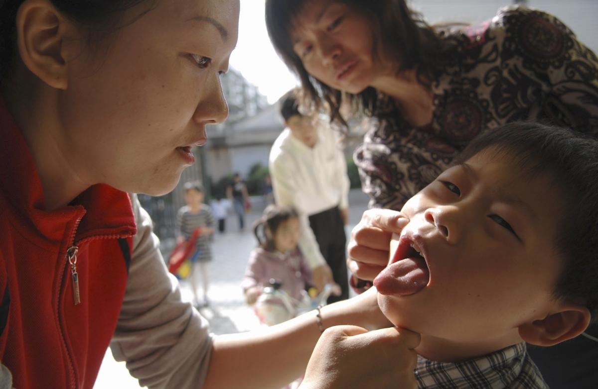 China Death Rat Poison Kindergarten