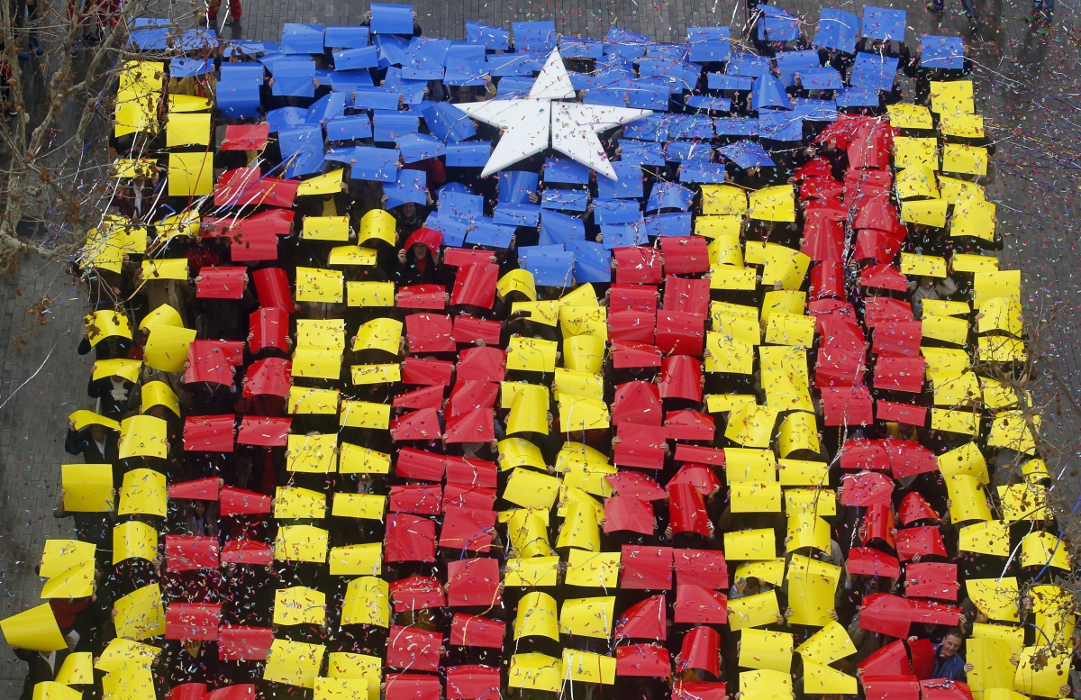 Catalonia Smacks Down Scotland and UK Referendum Parallels