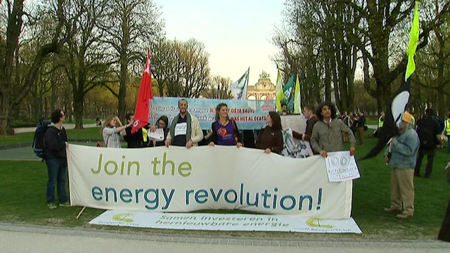 Environmentalists Call for Ambitious Emission Goals