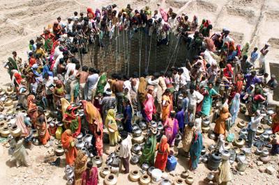 india big well