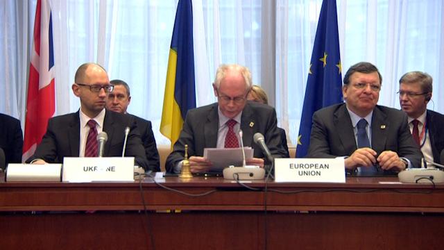EU and Ukraine Sign Landmark Association Agreement