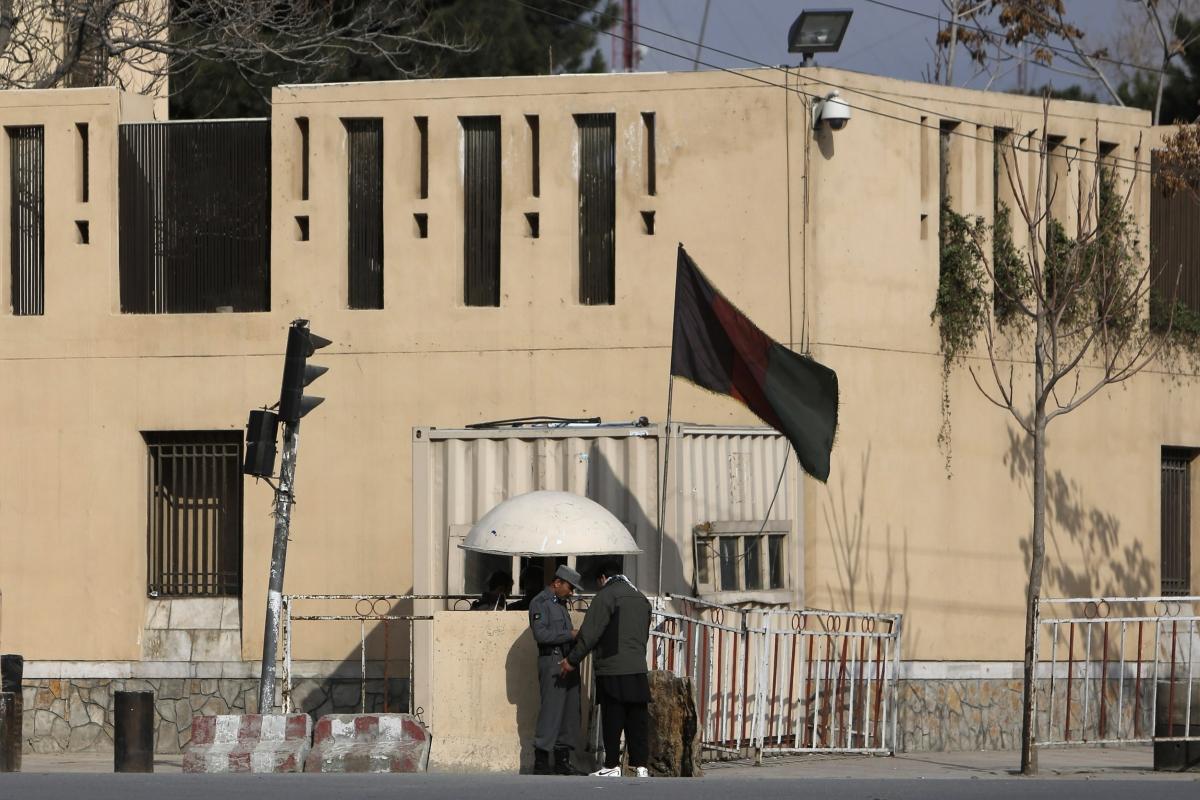 Serena Hotel Kabul Taliban Attack