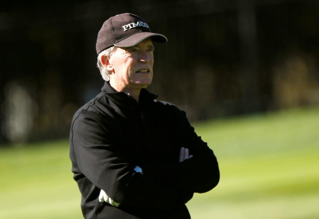 Pimco Boss Bill Gross
