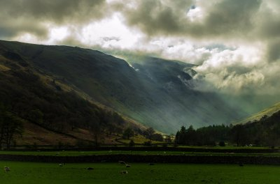 Paul Fenech-Soler, Lighting up Langstrath, Borrowdale UK