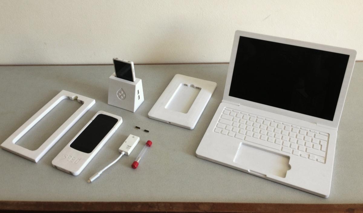 Seed Phone Concept Prototype