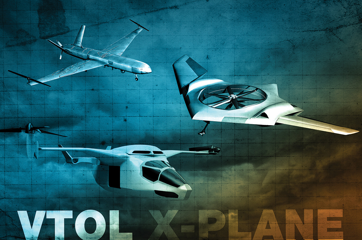 The US Defense Advanced Research Projects Agency wants to improve vertical-flight aircraft