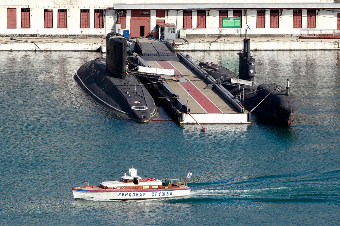 russian subs