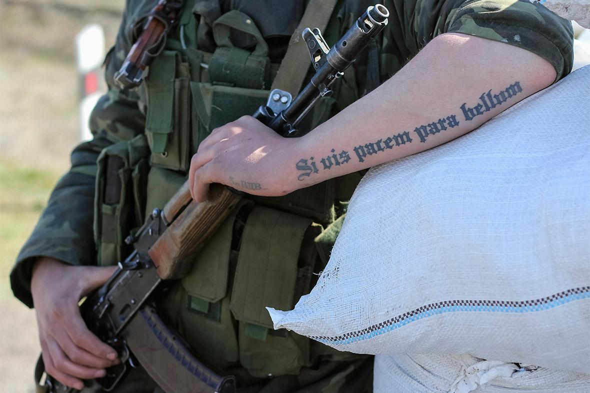 ukrainian tatoo