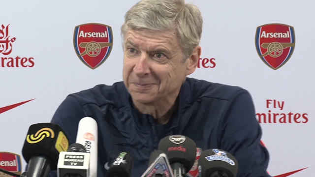 Wenger Privileged to Manage 1,000 Games at Arsenal