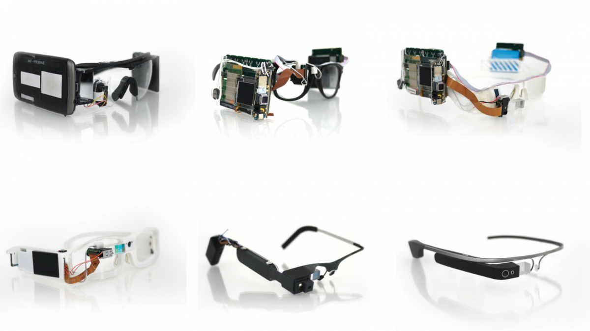 Evolution of Google GLass