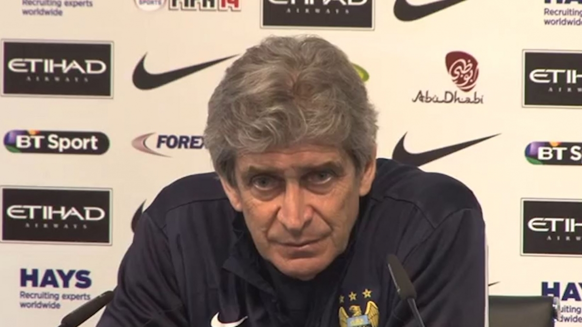 Manuel Pellegrini: Every Game is Difficult for Manchester City