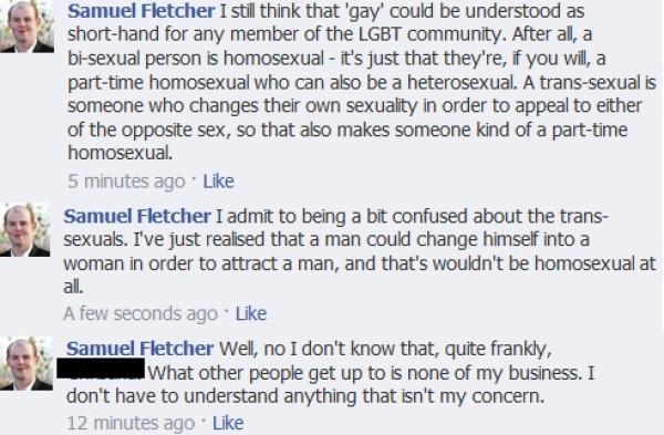 Samuel Fletcher UKIP