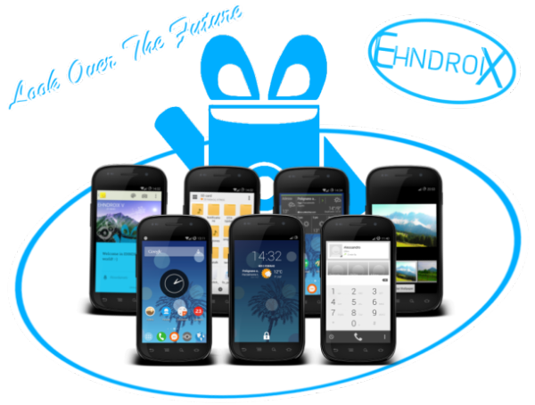 Update Galaxy S2 I9100 to Android 4.4.2 via CyanogenMod 11 Based EHNDROIX V ROM