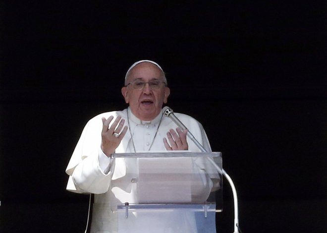Pope Francis has spoken out against the Mafia in a ceremony dedicated to victims of suspected mob hits