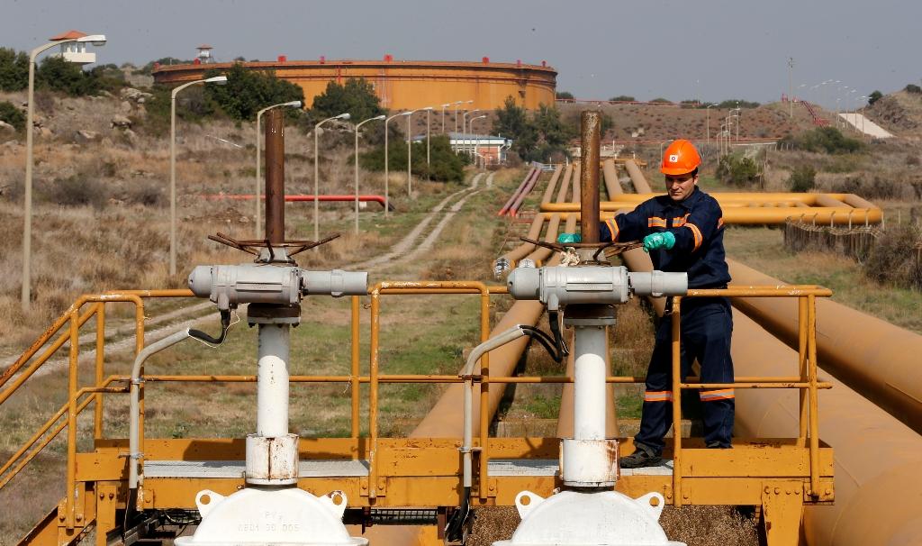 Oil Pipes Adana Turkey