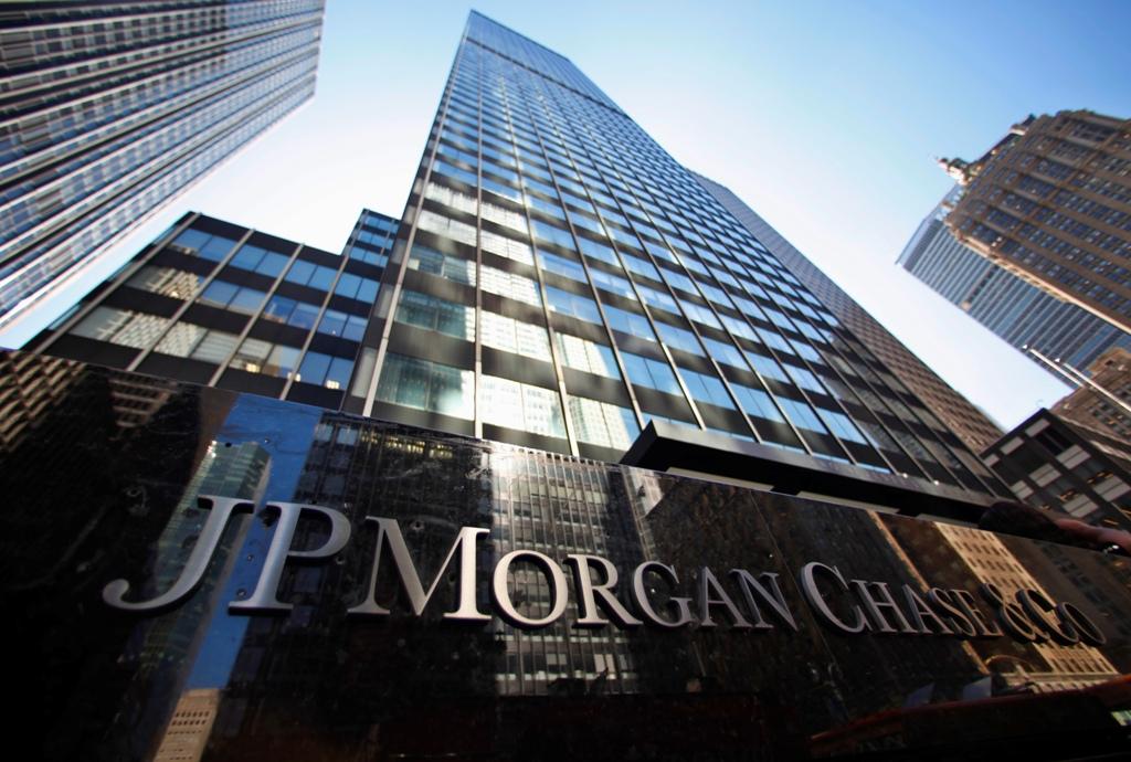 JPMorgan Logo