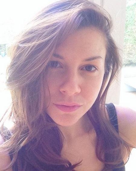 Selfie Imogen Thomas