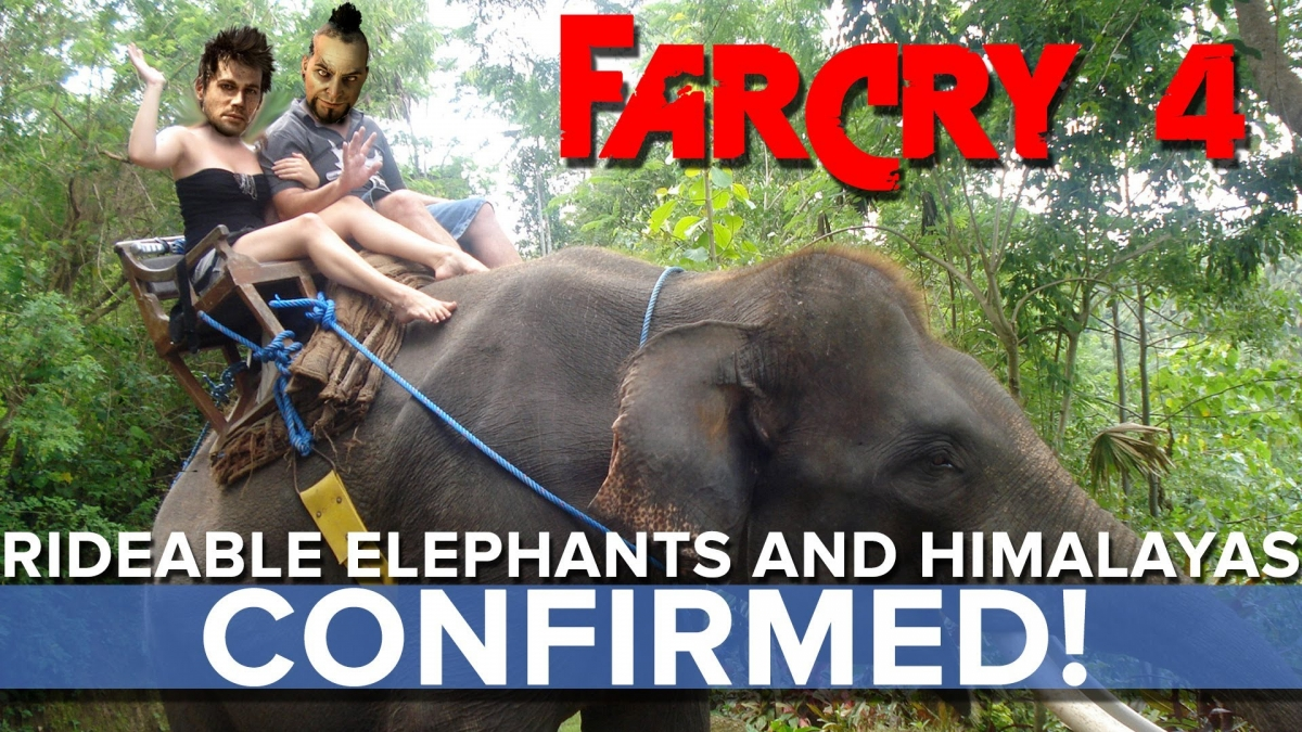 Far Cry 4: Set in Himalayas with Ridable Elephants, Coming Early 2015