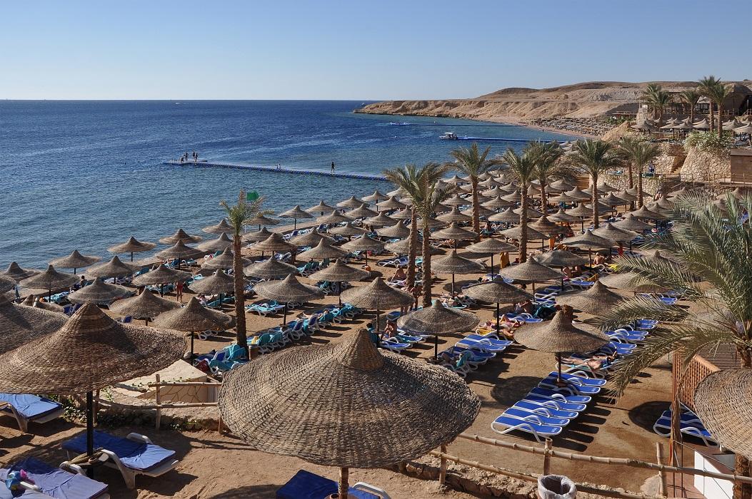 Sharm-el-Sheikh beach