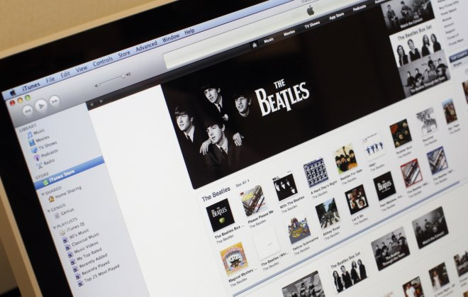 Apple Eyes iTunes Music Streaming to Rival Spotify as MP3 Downloads