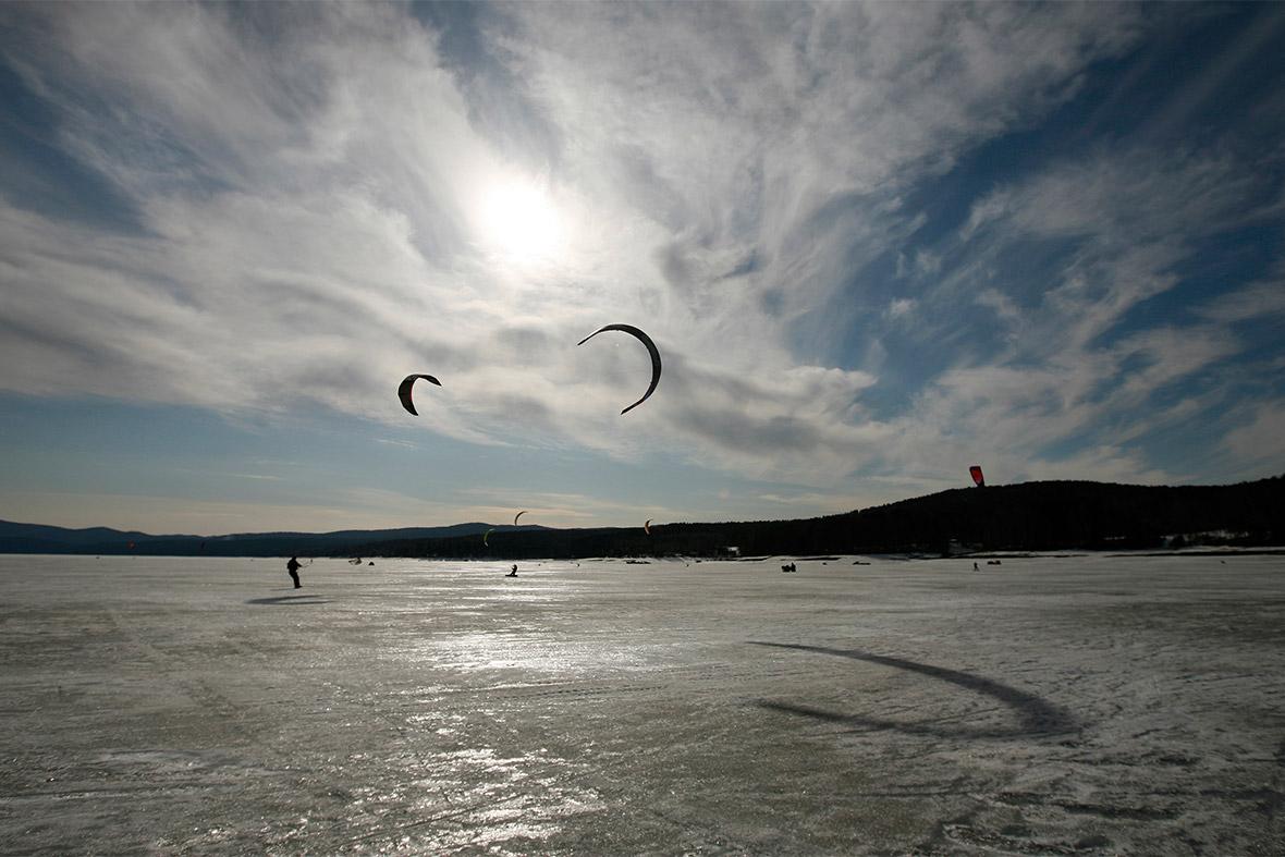 ice kites