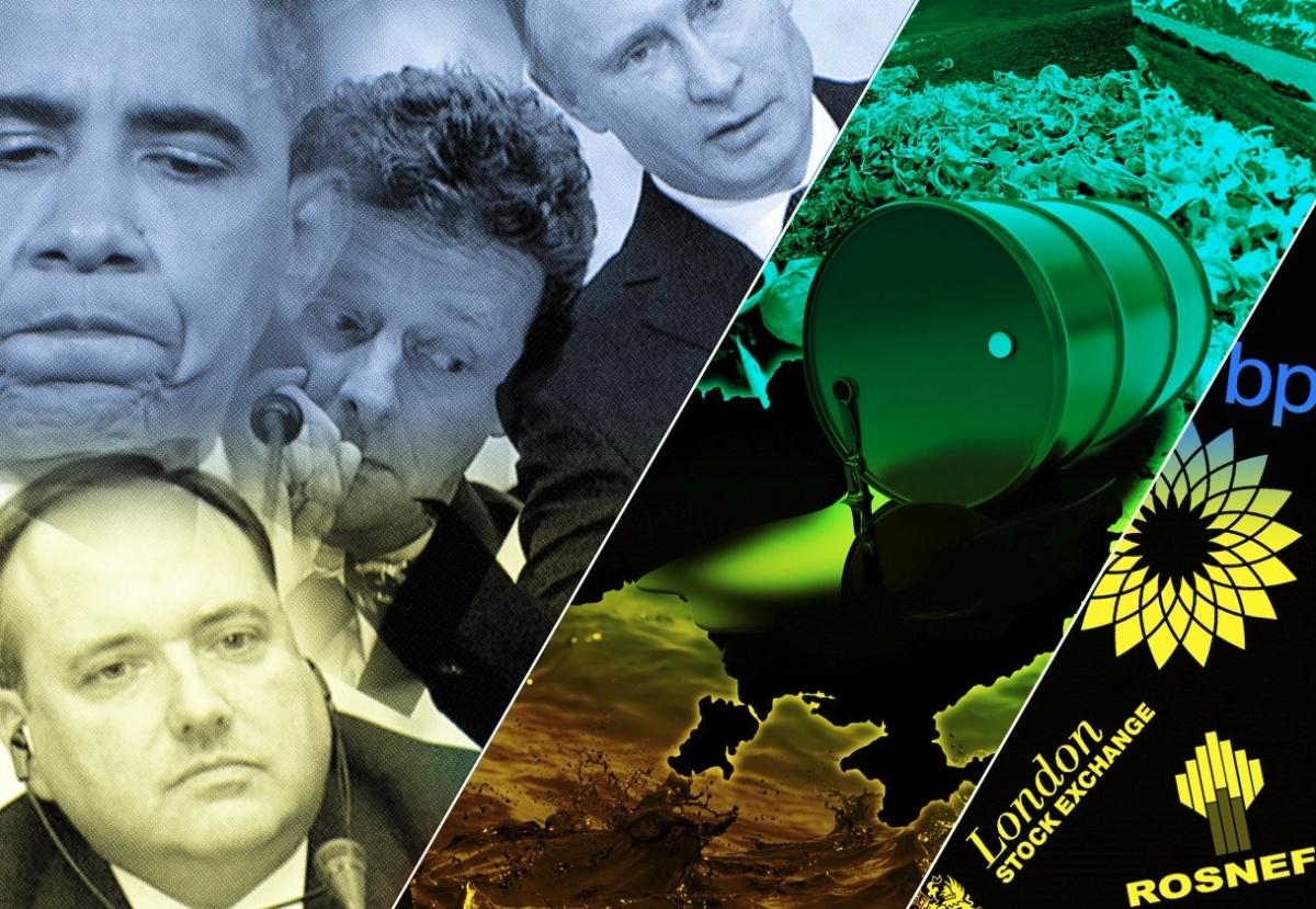 BP's karma crisis, courtesy of Kieron Livingstone