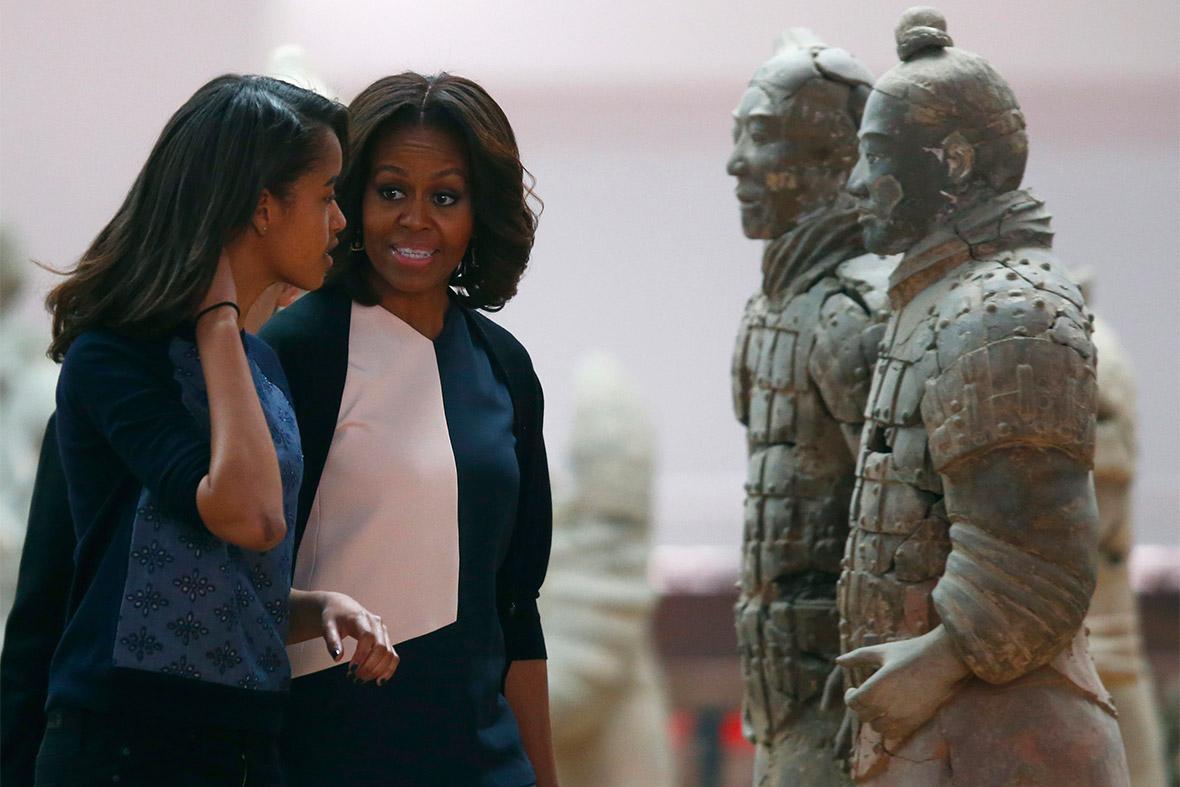 Obamas terracotta