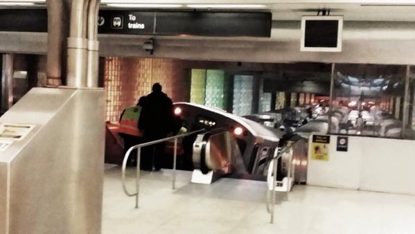Train crash O'Hara