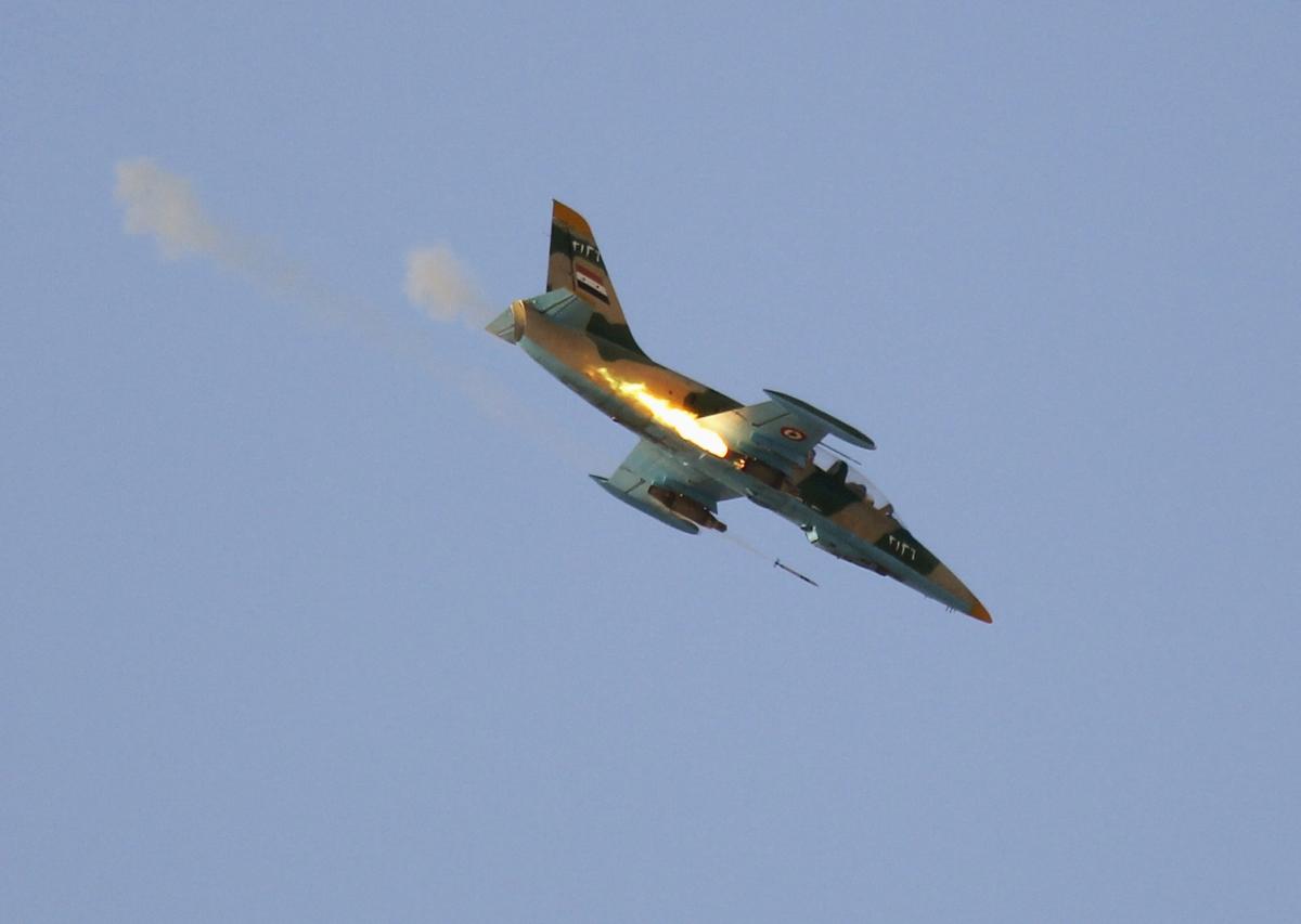 Syria Jet